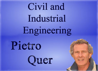 Civil and Industrial Engineering: Ing.Quer Pietro